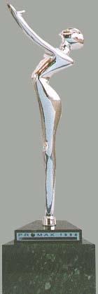PROMAX-BDA Silver Award Statue